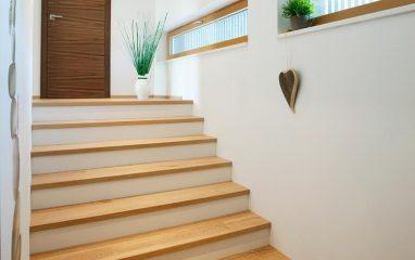 Dřevěné schody a schodnice 1