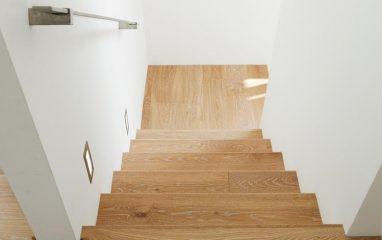Dřevěné schody a schodnice 2