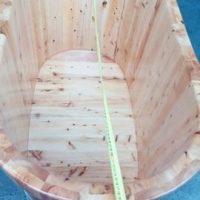 Dřevěné vany